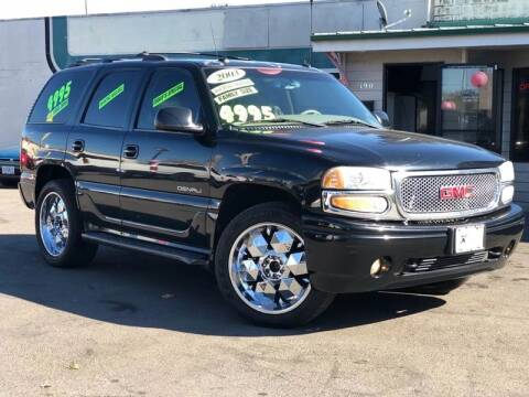 2003 GMC Yukon for sale at Salem Auto Market in Salem OR