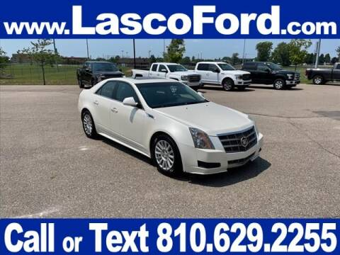 2010 Cadillac CTS for sale at Lasco of Grand Blanc in Grand Blanc MI