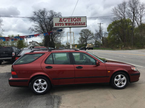 1999 Saab 9-5 for sale at Action Auto Wholesale in Painesville OH