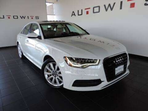 2013 Audi A6 for sale at AutoWits in Scottsdale AZ