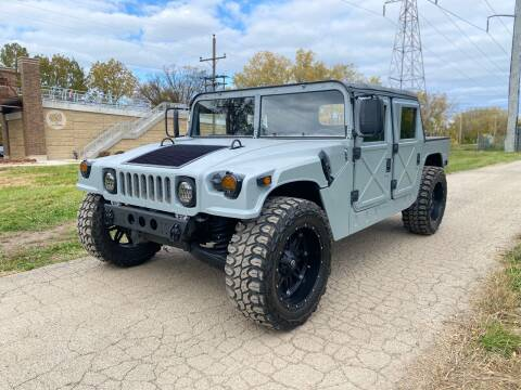 1989 HUMMER H1 for sale at Siglers Auto Center in Skokie IL