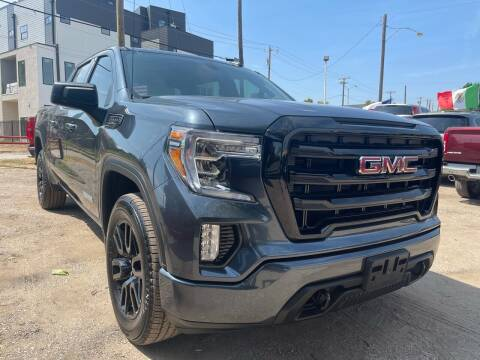2020 GMC Sierra 1500 for sale at LLANOS AUTO SALES LLC - JEFFERSON in Dallas TX