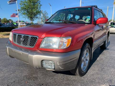2002 Subaru Forester for sale at KD's Auto Sales in Pompano Beach FL
