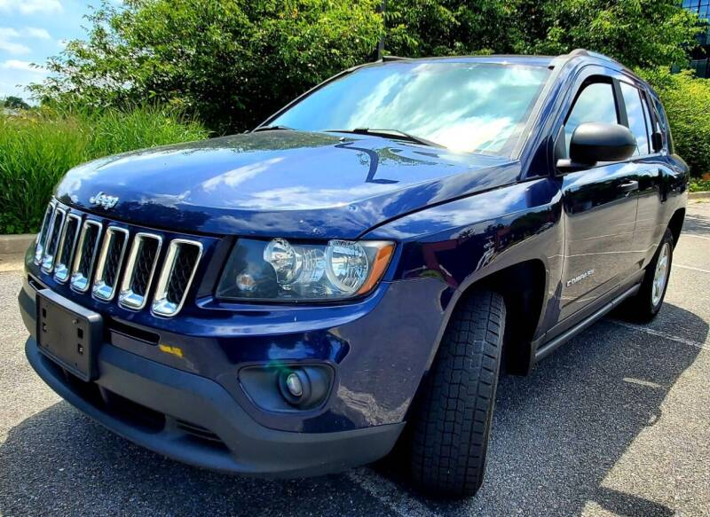 2014 Jeep Compass for sale at Auto Wholesalers Of Rockville in Rockville MD