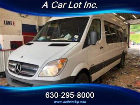 2013 Mercedes-Benz Sprinter Passenger for sale at A Car Lot Inc. in Addison IL