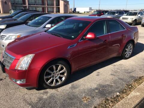 2008 Cadillac CTS for sale at Drive Today Auto Sales LLC in Mount Sterling KY