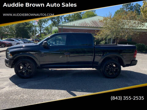 2019 RAM Ram Pickup 1500 Classic for sale at Auddie Brown Auto Sales in Kingstree SC