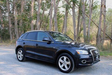 2012 Audi Q5 for sale at Northwest Premier Auto Sales in West Richland WA