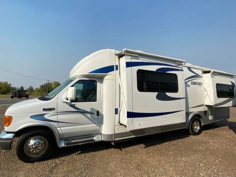 2006 Coachmen Concord for sale at NOCO RV Sales in Loveland CO