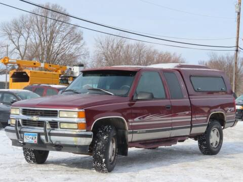1997 Chevrolet C/K 1500 Series for sale at Big Man Motors in Farmington MN