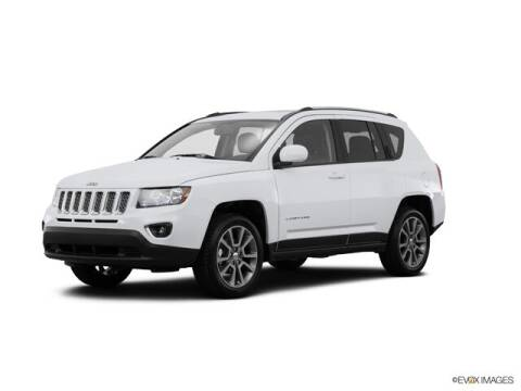 2017 Jeep Compass for sale at Meyer Motors in Plymouth WI