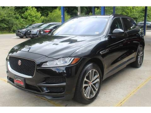 2017 Jaguar F-PACE for sale at Inline Auto Sales in Fuquay Varina NC