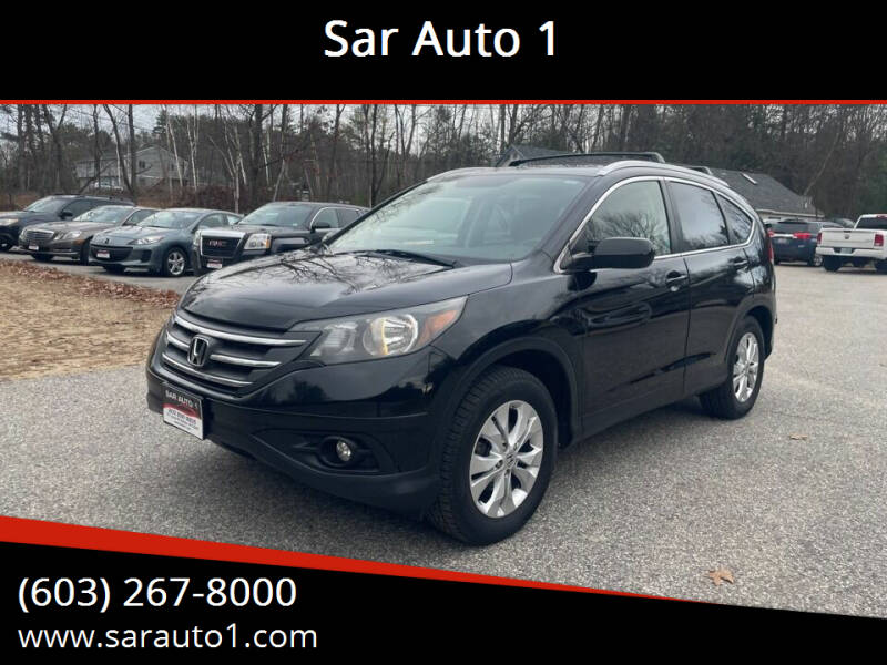2012 Honda CR-V for sale at Sar Auto 1 in Belmont NH