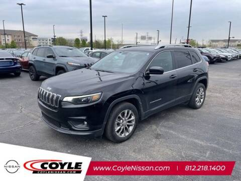 2019 Jeep Cherokee for sale at COYLE GM - COYLE NISSAN - New Inventory in Clarksville IN
