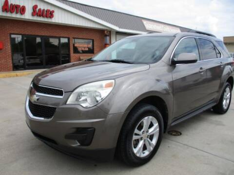 2011 Chevrolet Equinox for sale at Eden's Auto Sales in Valley Center KS