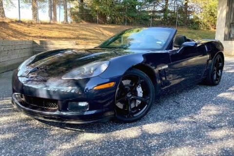 2013 Chevrolet Corvette for sale at TRUST AUTO in Sykesville MD