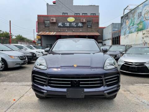 2019 Porsche Cayenne for sale at TJ AUTO in Brooklyn NY