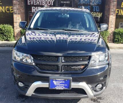2016 Dodge Journey for sale at Washington Motor Company in Washington NC