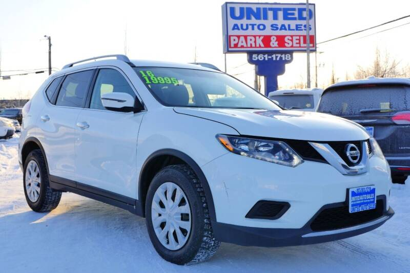 2016 Nissan Rogue for sale at United Auto Sales in Anchorage AK