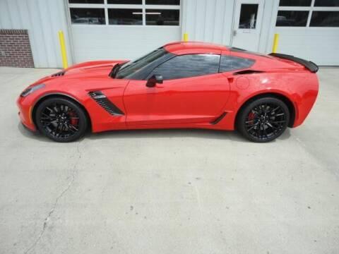 2016 Chevrolet Corvette for sale at Quality Motors Inc in Vermillion SD
