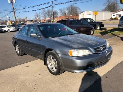 2000 Acura TL for sale at Wise Investments Auto Sales in Sellersburg IN