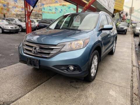 2013 Honda CR-V for sale at New 3 Way Auto Sales in Bronx NY