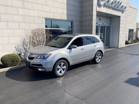 2012 Acura MDX for sale at Cappellino Cadillac in Williamsville NY