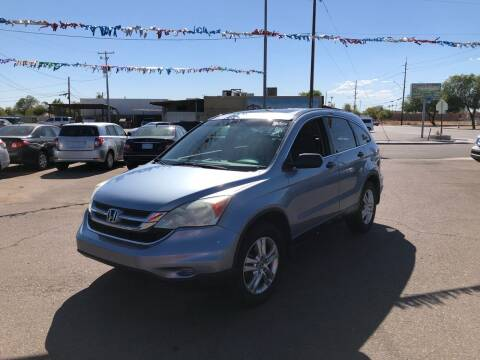 2010 Honda CR-V for sale at Valley Auto Center in Phoenix AZ