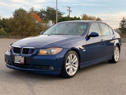 2006 BMW 3 Series for sale at SHOMAN MOTORS in Davis CA