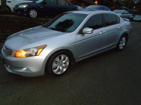 2008 Honda Accord for sale at Carsmart in Seattle WA