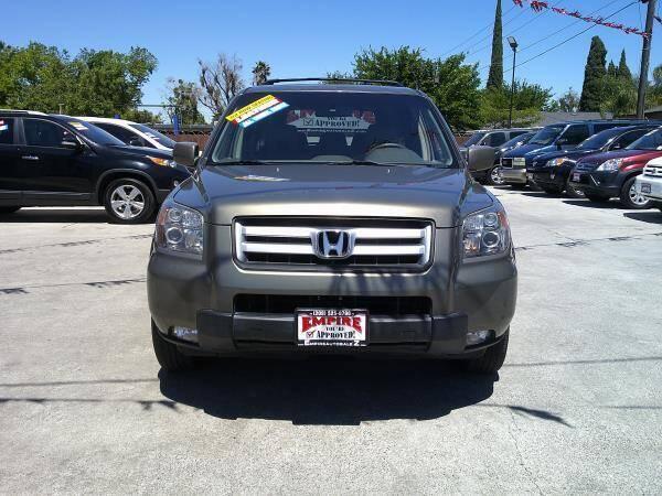 2007 Honda Pilot for sale at Empire Auto Sales in Modesto CA