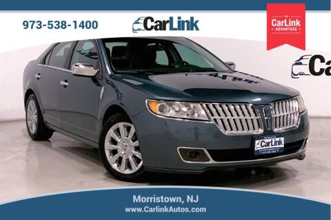 2012 Lincoln MKZ for sale at CarLink in Morristown NJ
