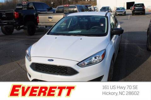 2018 Ford Focus for sale at Everett Chevrolet Buick GMC in Hickory NC