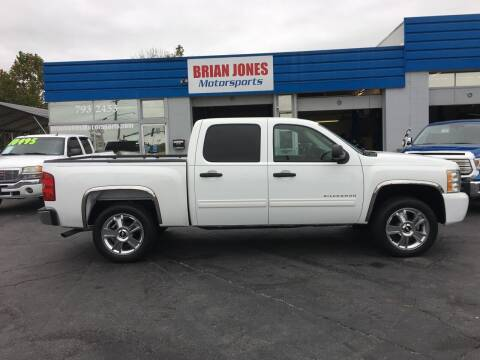2011 Chevrolet Silverado 1500 for sale at Brian Jones Motorsports Inc in Danville VA