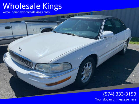 2000 Buick Park Avenue for sale at Wholesale Kings in Elkhart IN