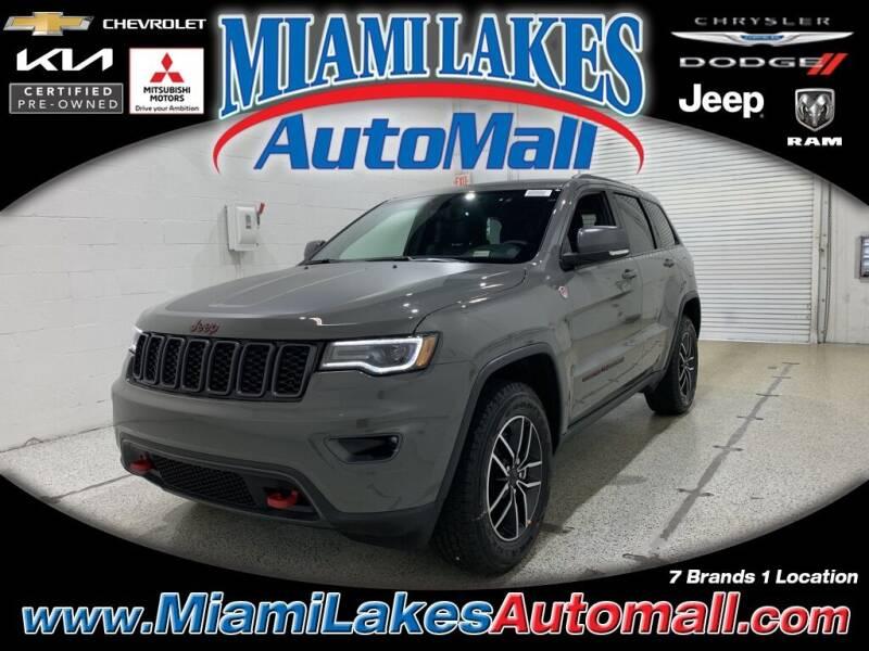2021 Jeep Grand Cherokee for sale in Miami, FL