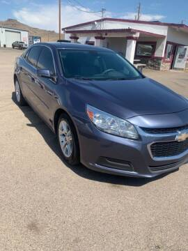 2014 Chevrolet Malibu for sale at Poor Boyz Auto Sales in Kingman AZ