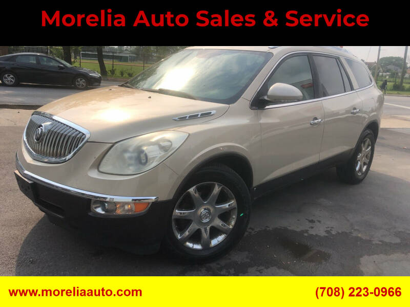 2008 Buick Enclave for sale at Morelia Auto Sales & Service in Maywood IL