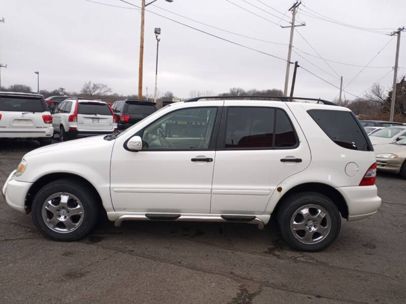 2003 Mercedes-Benz M-Class for sale at Savior Auto in Independence MO