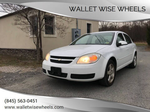 2006 Chevrolet Cobalt for sale at Wallet Wise Wheels in Montgomery NY