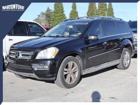 2011 Mercedes-Benz GL-Class for sale at BARTOW FORD CO. in Bartow FL