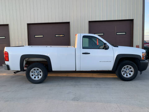 2010 Chevrolet Silverado 1500 for sale at Dakota Auto Inc. in Dakota City NE