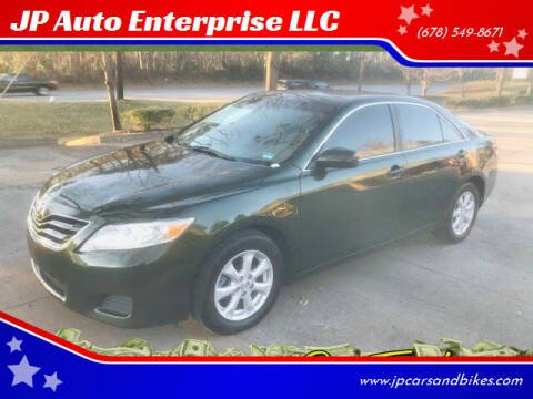 2011 Toyota Camry for sale at JP Auto Enterprise LLC in Duluth GA