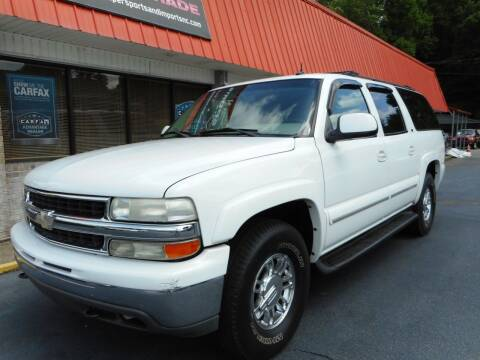 2003 Chevrolet Suburban for sale at Super Sports & Imports in Jonesville NC