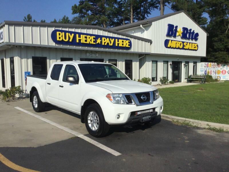 2015 Nissan Frontier for sale at Bi Rite Auto Sales in Seaford DE