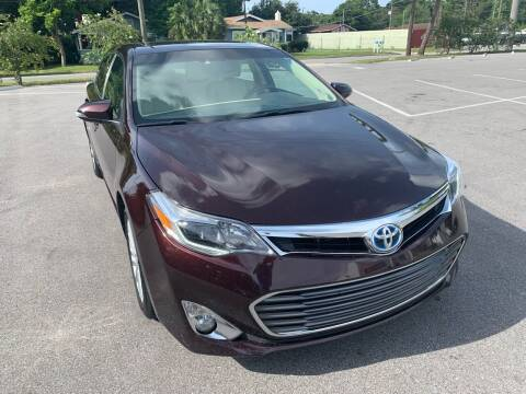 2013 Toyota Avalon Hybrid for sale at Consumer Auto Credit in Tampa FL