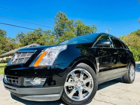 2011 Cadillac SRX for sale at E-Z Auto Finance in Marietta GA