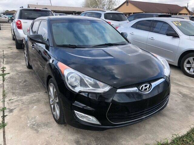 2012 Hyundai Veloster for sale at Brownsville Motor Company in Brownsville TX