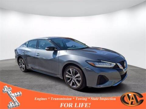 2020 Nissan Maxima for sale at VA Cars Inc in Richmond VA
