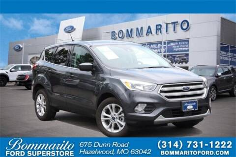 2019 Ford Escape for sale at NICK FARACE AT BOMMARITO FORD in Hazelwood MO